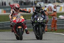 MotoGP-Analyse Sepang: Hätte Marquez Vinales schlagen können?