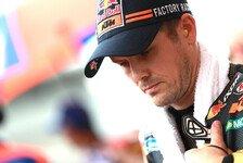 KTM-Testfahrer Mika Kallio: Beinbruch, lange MotoGP-Pause
