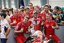 MotoGP: Andrea Dovizioso teilt gegen Ducati und Dall'Igna aus