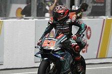 MotoGP Sepang: Das verhagelte Fabio Quartararo ein Top-Resultat
