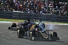 Formel 1, Haas: Keine Punkte, ein Defekt und Enttäuschungen