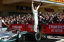 Formel 1: Lewis Hamiltons Bestmarken in Zahlen