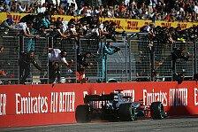 Lewis Hamiltons Formel-1-WM 2019: Rennen für Rennen