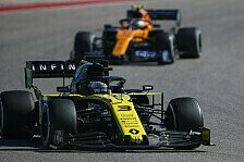Formel 1, Best of the Rest: Renault schlägt McLaren