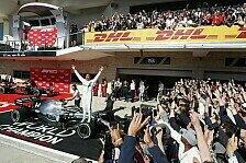 Formel 1 USA - Presse: König Hamilton VI jagt Schumacher-Mythos