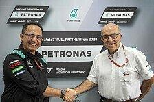 Petronas weitet Engagement aus: Spritlieferant für Moto2/Moto3