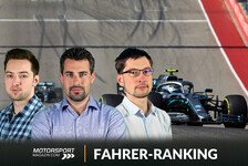 Formel-1-Fahrernoten USA: Bottas ist King of the Hill!