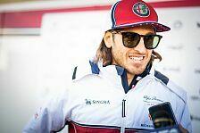 Formel 1 2020: Giovinazzi bleibt Räikkönen-Kollege bei Alfa