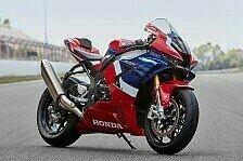 Hondas neue Fireblade für die WSBK-Saison 2020