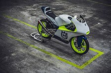 Husqvarna stellt Moto3-Maschine für 2020 vor