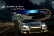 DTM stellt Vision für Elektro-Tourenwagenserie mit 1000 PS vor