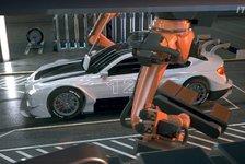 DTM-Vision in Bildern: Elektro-Tourenwagen mit 1000 PS