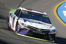 NASCAR Phoenix: Hamlin siegt und ist mit Kyle Busch im Finale