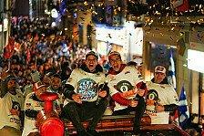 MotoGP: Marquez-Brüder feiern ihre WM-Titel in Cervera