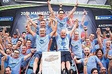 WRC 2019: Hyundai Motorsport feiert Weltmeistertitel