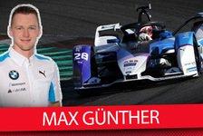 BMW-Fahrer Günther über Formel E: Stärkstes Fahrerfeld der Welt