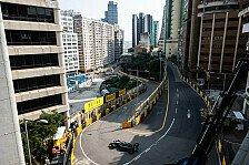 Macau GP 2021: Formel 3, GT World Cup & WTCR sagen erneut ab