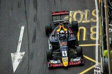 Macau 2019: Vips auf Pole - David Schumacher bester Deutscher