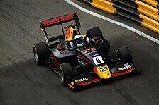 Macau 2019: Red-Bull-Junior Vips gewinnt Qualifying-Rennen