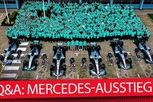 Formel 1 - Video: Q&A: Steigt Mercedes Ende 2020 aus der Formel 1 aus?