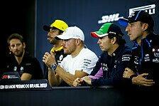 Formel 1 2019: Brasilien GP - Donnerstag