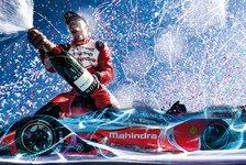 ZF mit Mahindra in der Formel E: Motorsport als Zukunftstreiber