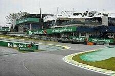 Formel 1 Ticker-Nachlese Brasilien 2019: Das war der Medientag