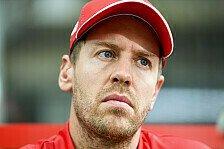 Vettel kontert Verstappen: Kommentar unreif und unprofessionell