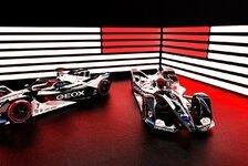 Formel E: Dragon präsentiert Auto für 2019/20