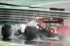 Formel 1: Alfa zurück in den Top-10, Räikkönen ohne Euphorie