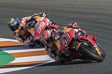 MotoGP Valencia 2019: Die Reaktionen zum Trainings-Freitag