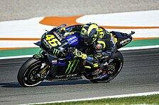 MotoGP: Valentino Rossi analysiert seine beiden Crashes