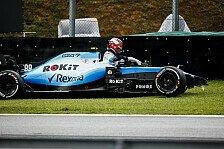 Formel 1, Kubica-Unfall in Brasilien: Dachte, etwas ist kaputt