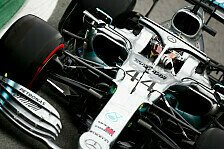 Formel 1 Brasilien: Mercedes trotz Ferrari-Vorsprung zufrieden