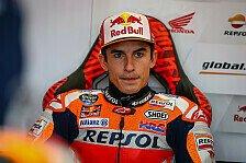 MotoGP - Marc Marquez: Probleme bei Reha, Sepang-Test wackelt