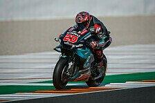 MotoGP Valencia 2019: Quartararo im FP3 vorn, Bagnaia crasht