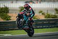 MotoGP Valencia 2019: Quartararo holt letzte Pole des Jahres