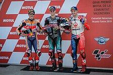 MotoGP Valencia 2019: Die Reaktionen zum Qualifying-Samstag