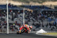 MotoGP: Neuer Sonntags-Zeitplan wegen Kälte in Valencia