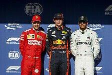 Formel 1 2019: Brasilien GP - Samstag