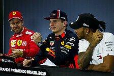 Hamilton klagt über Speed-Nachteil: Honda-Power macht ratlos