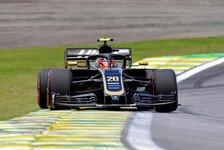Formel 1 Brasilien: Haas jubelt, aber fürchtet One-Day-Wonder