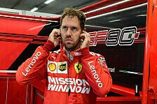 Sebastian Vettel selbstkritisch: Muss es 2020 besser machen