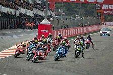 MotoGP - Das gesamte Starterfeld für die Saison 2021