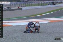 MotoGP - Zarco von KTM abgeräumt: Keine Knochen gebrochen