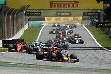 Formel 1 Ticker-Nachlese Brasilien: Reaktionen zum irren Rennen