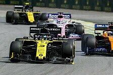 Formel 1 - Ricciardo: Renault-Rennpace dank uns Fahrern stark