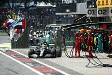 Formel 1 - Video: Formel 1 Brasilien: Mercedes erklärt Strategie-Entscheidungen