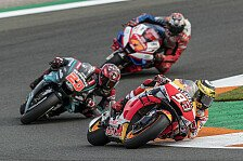 MotoGP-Zukunft: Künftig nur zwei Tage Rennwochenende?