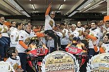 MotoGP-Analyse: Marquez beendet 2019 in Valencia stilecht